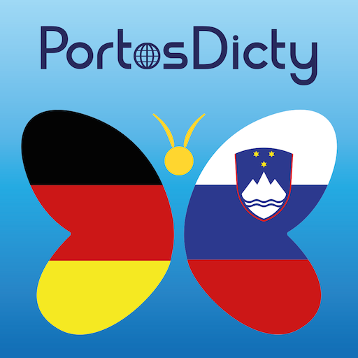 PortosDicty Deu-Slo - FREE LOGO-APP點子