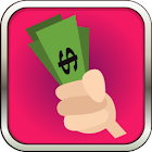 Using Money and Saving Money icon
