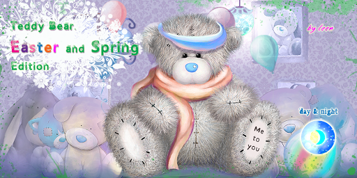 Easter Spring Teddy