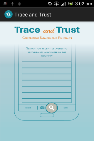 Trace and Trust- screenshot
