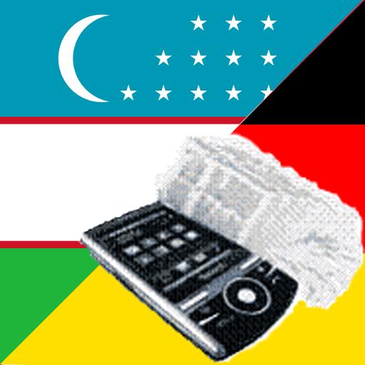 German Uzbek Dictionary