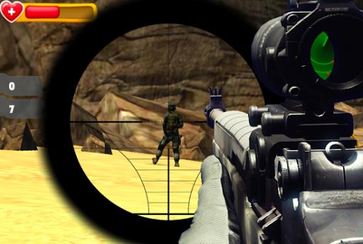 Desert Sniper: Shooter Killer