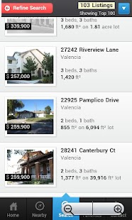 Santa Clarita Homes IDXAgent - screenshot thumbnail