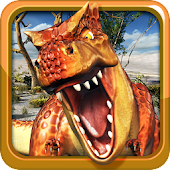 Talking Tyrannosaurus Rex Android APK Download Free By Funny Talking
