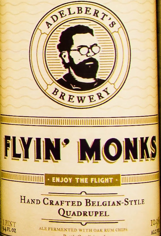 Logo of Adelbert's Flying Monk