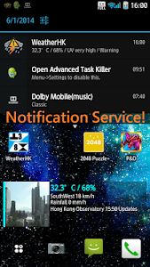 Weather HK Hong Kong & Widget screenshot 15