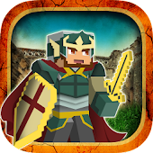 Block Craft North Rangers APK for Bluestacks