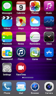 6 Launcher - screenshot thumbnail
