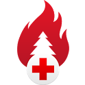 Wildfire - American Red Cross icon