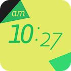 Greenbolt Clock icon