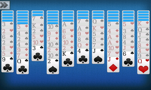 Spider Solitaire 1.0.9 screenshots 11