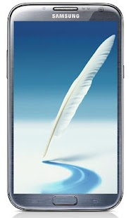 Galaxy Note2 S3 Wallpapers HD - screenshot thumbnail