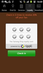 The Tanning Shop - screenshot thumbnail