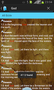 Holy Bible King James Version- screenshot thumbnail