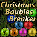 Christmas Baubles Breaker icon