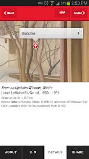 National Gallery of Canada - screenshot thumbnail