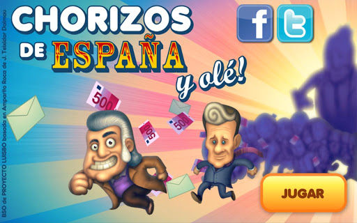 Chorizos de España