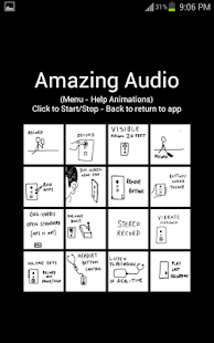 Audio Recorder Screenshot