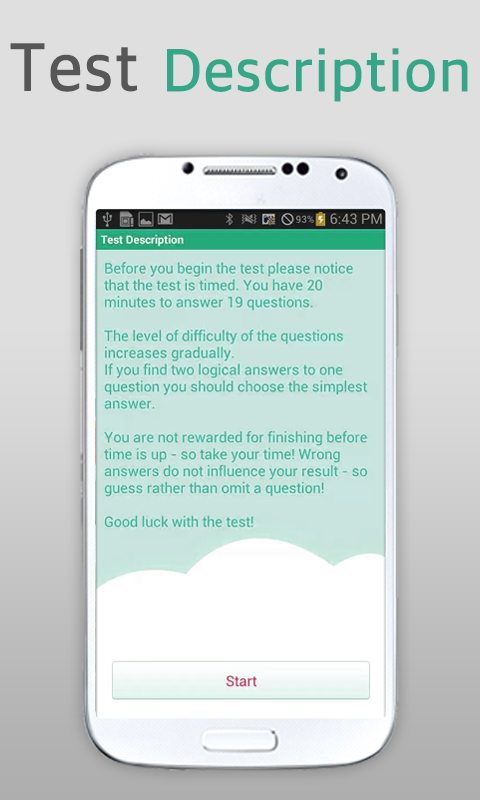 IQ Test - Android Apps on Google Play