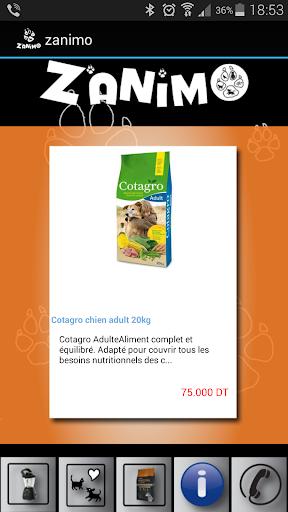 玩商業App|Zanimo Tunisie免費|APP試玩