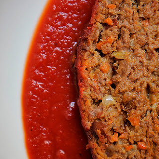 Not Your Cafeteria Meatloaf.