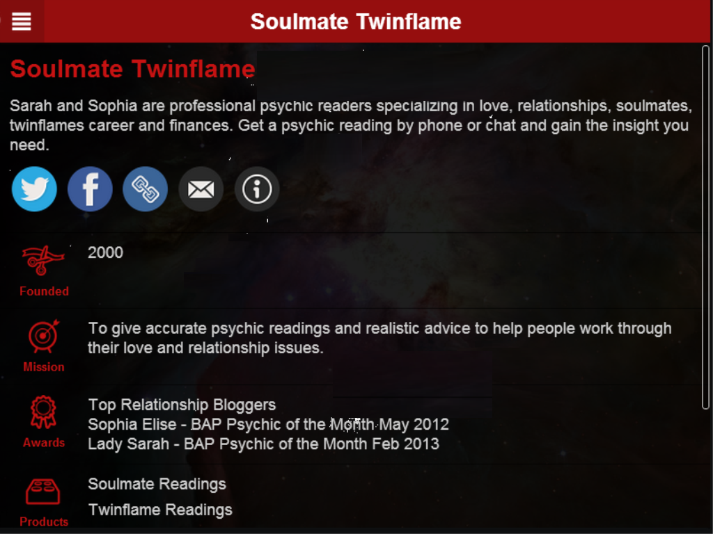 Soulmates Twinflames- screenshot