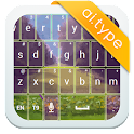 A.I.Type Theme Gallery Park א icon