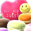 macaron LiveWallpaper logo