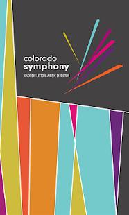 The Colorado Symphony - screenshot thumbnail