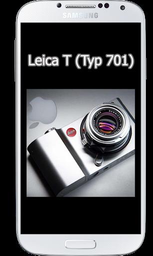Leicaa T Typ 701 Tutorial