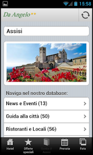 Hotel Ristorante Da Angelo- screenshot thumbnail