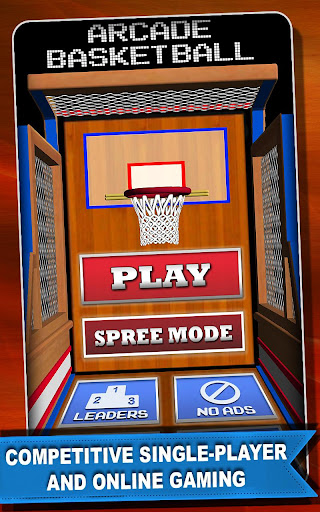Arcade Basketball Games 3D