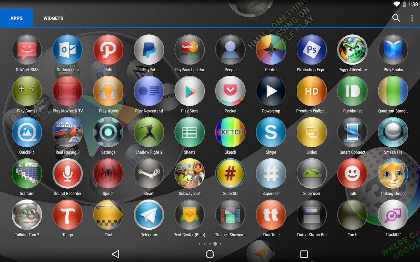 Icon Pack Wallpapers 3D Bubble  Android Apps On Google Play
