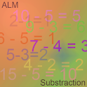 Subtraction – ALM logo