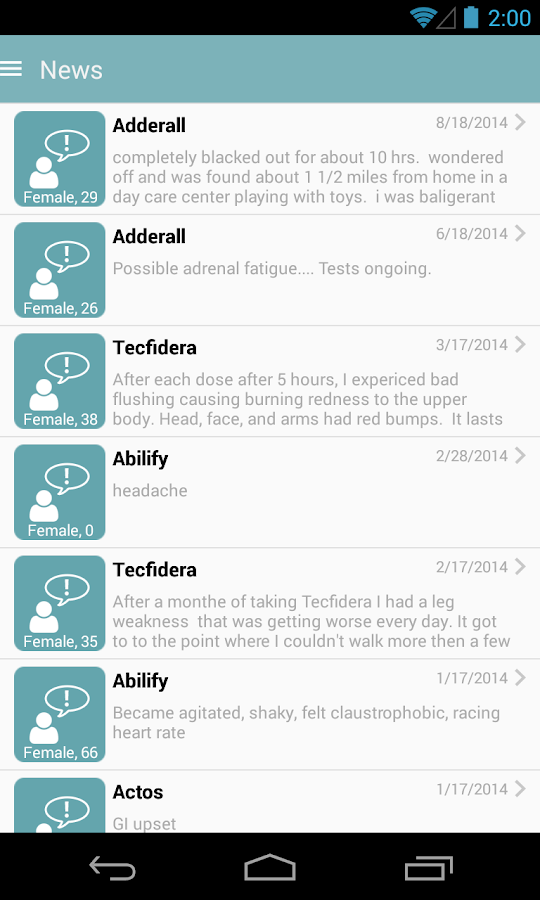 MedWatcher drug/device/vaccine - Android Apps on Google Play