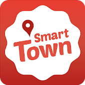 스마트타운-지역정보위치서비스&할인쿠폰