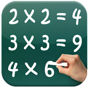 Multiplication Table Kids Math