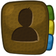 Email My Texts or Contacts 1.1 Icon
