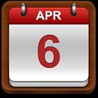 Thai Calendar 2017 icon