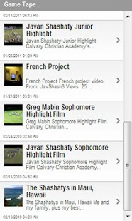 Javan Shashaty - screenshot thumbnail