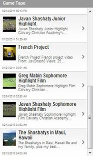 Javan Shashaty - screenshot thumbnail