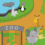 Game Trip to the zoo for kids APK for Windows Phone