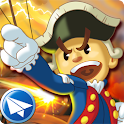 Pirate Frontier: Epic Sea Wars icon