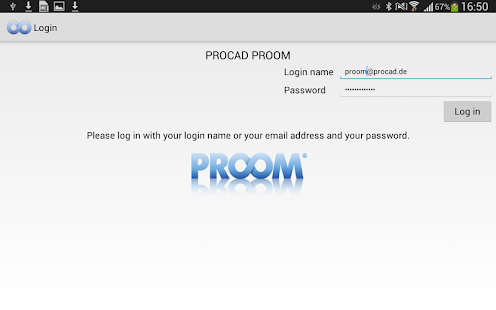 PROOM- screenshot thumbnail