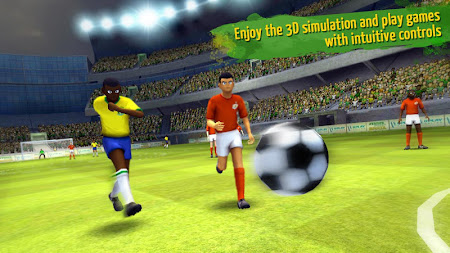 Striker Soccer Brazil 1.2.7 screenshot 193281