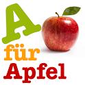 A für Apfel icon