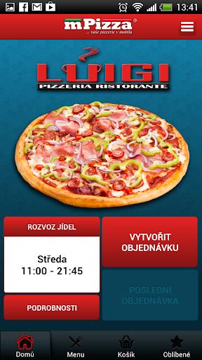 Pizzerie Luigi Náchod