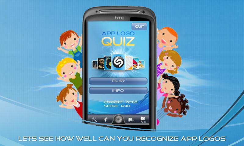 App Logo Quiz Game - screenshot