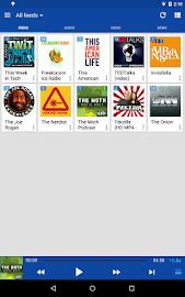DoggCatcher Podcast Player Screenshot 18