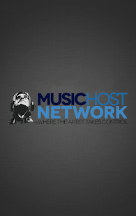 Music Host Network - screenshot thumbnail
